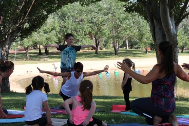 Looking to get your child involved in yoga and mindfulness? Click through to find out more information.
