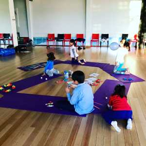 Kids Yoga Classes are held weekly throughout the school term in Belconnen, Canberra.