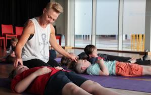 Shine Om Family Yoga Canberra